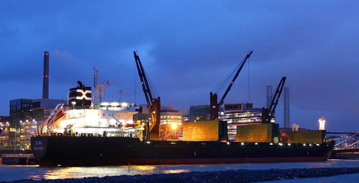 Noise emissions from ESL Shipping's general cargo ship Eira reduced by 30%