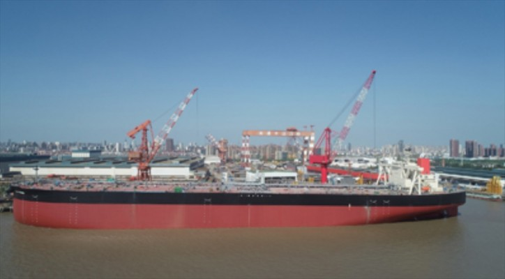 Kawasaki Heavy Industries delivered 311,000-ton VLCC MAYASAN