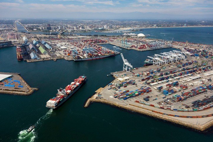 Port of Long Beach Sees Busiest Month Ever