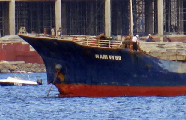 Nam Vy 69 (IMO number 8666056)