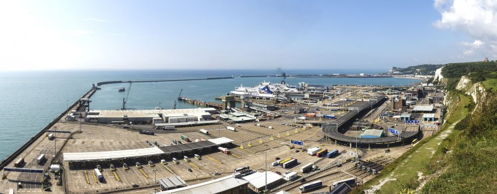 Major National Oil Spill Exercise Hosted By Port Of Dover