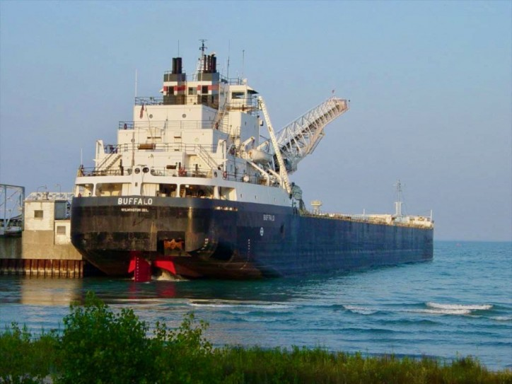 Great Lakes/Seaway Iron Ore Trade Up 3.1 Percent in May