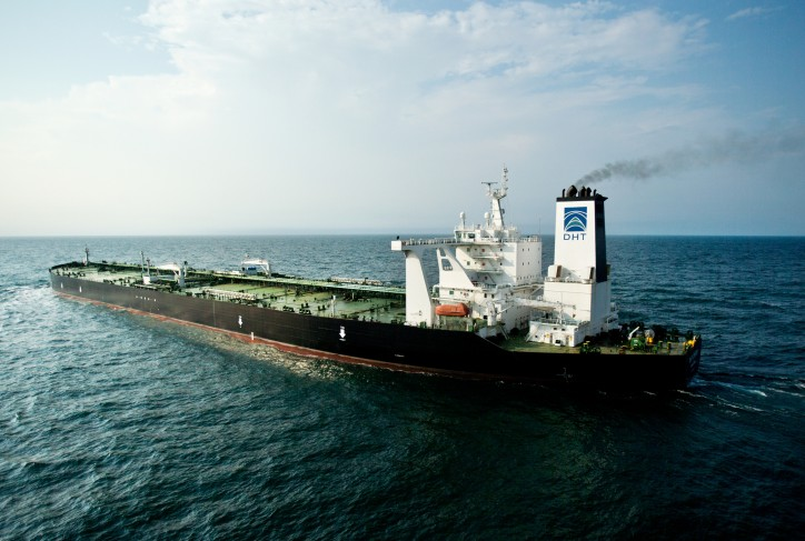 DHT Holdings, Inc. Announces Financing of VLCC Newbuildings