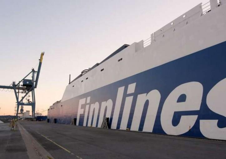 Port of Turku: Finnlines vessel capacity has increased by thousands of lane metres