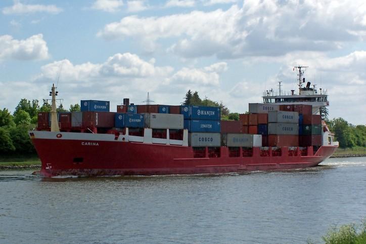 MV Corina IMO 8908545