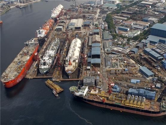 Keppel secures conversion and repair projects worth S$85 million