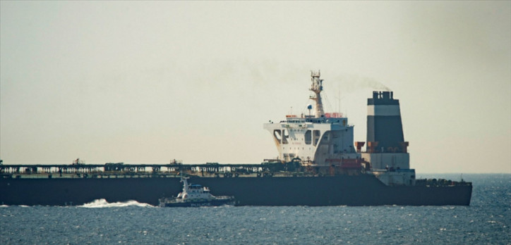 VLCC Grace 1, oil cargo seized for breaching EU sanctions on Syria: Gibraltar govt