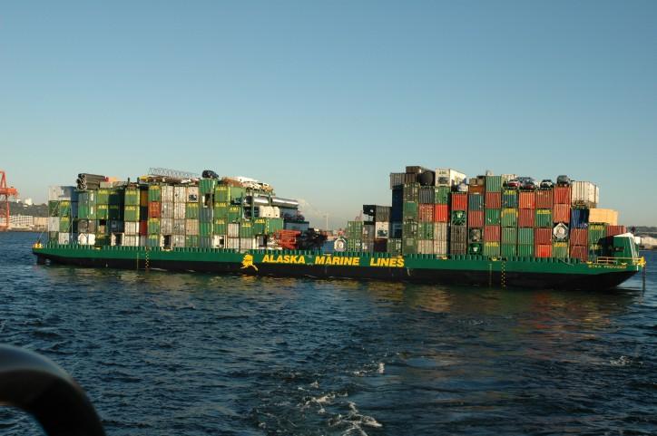 Alaska Marine Lines expands Western Alaska service to Arctic ports