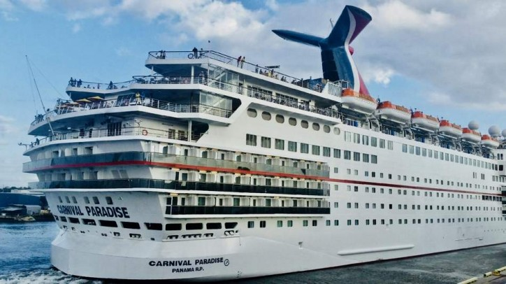 High Cruise Demand at Port Tampa Bay Brings Renovated Cruise Ship For Year-Long Service to Cuba, Mexico and the Caribbean