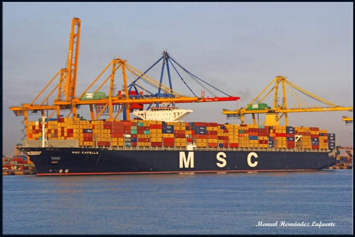 msc capella