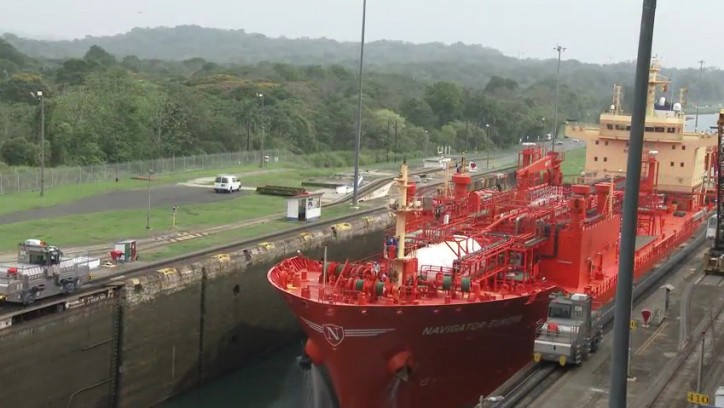 Panama Canal expansion to transit Suezmaxes from Q2: source
