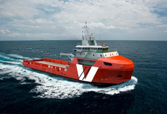 Vroon Offshore Services to reduce operational fleet through lay-up