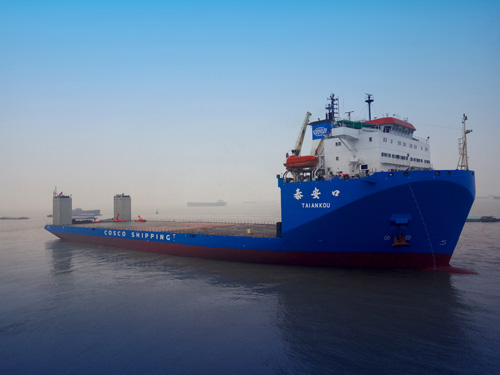ABB lands major deal for nine heavy lift vessels servicing Kazakh oil field expansion