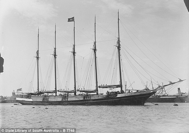 UPDATE: Shipwreck mistaken for MH370 wreckage is a Peruvian-built transport ship lost over 100 years ago