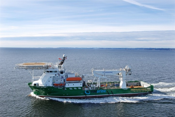 Havila Shipping ASA awarded contract by Reach Subsea for the subsea vessel Havila Harmony