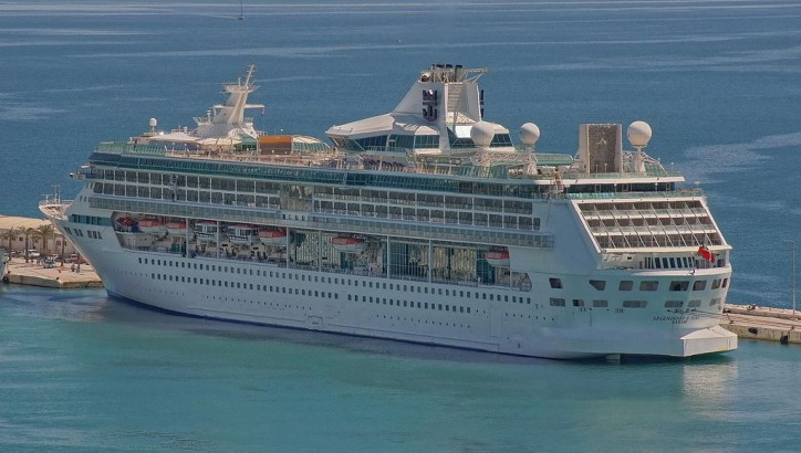 Drug Bust on Splendour of the Seas