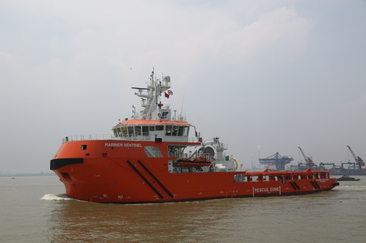 Contract wins for Sentinel Marine takes 2017 new contract values to over £26m
