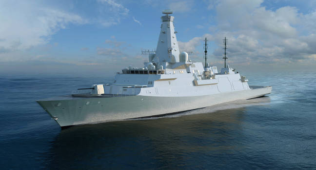 UK's Defence Secretary confirms summer start for Type 26 frigates