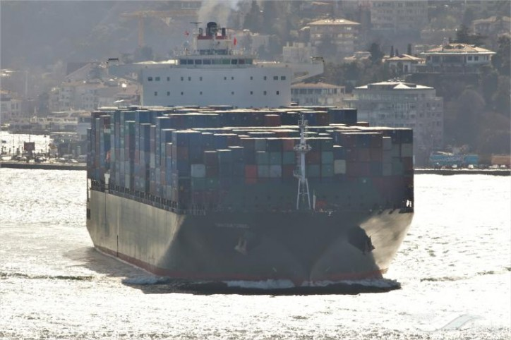 New shipping line opens between China and Lebanon's Tripoli port