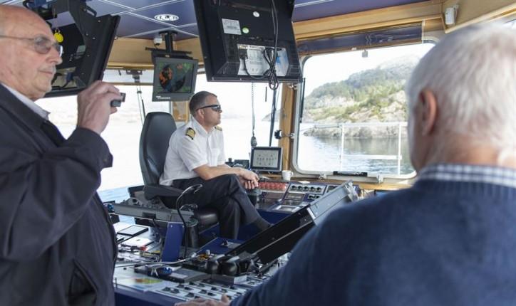 Wärtsilä offers the world's first commercially available auto-docking system
