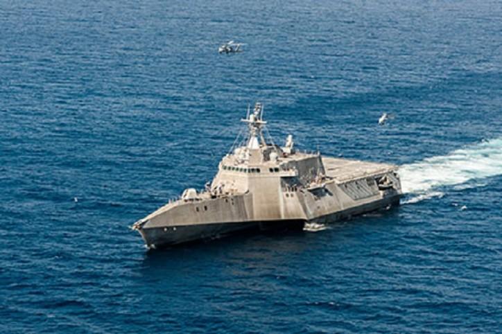 U.S. Navy Awards Vigor Drydocking Contract for Littoral Combat Ship, USS Coronado