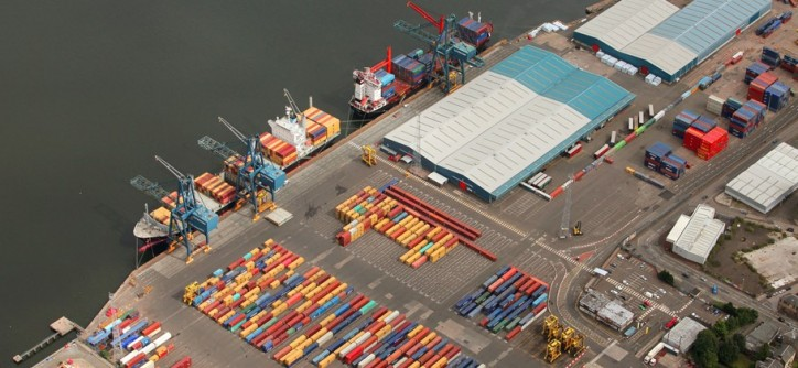Scotland's deepest container terminal to double business in 5 years