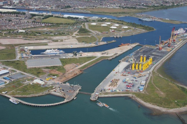"New research reveals ""Golden Period"" ahead for the Port of Barrow"