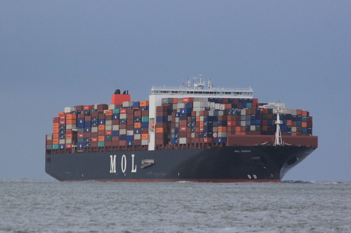 Lloyd's register will class MOL's new 20,000-TEU ships