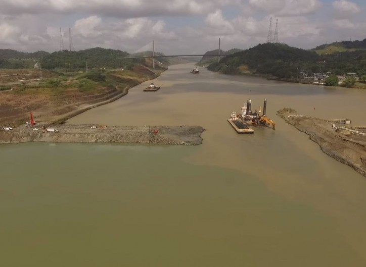 Panama Canal Expansion Project – January 2016 Update (Video)
