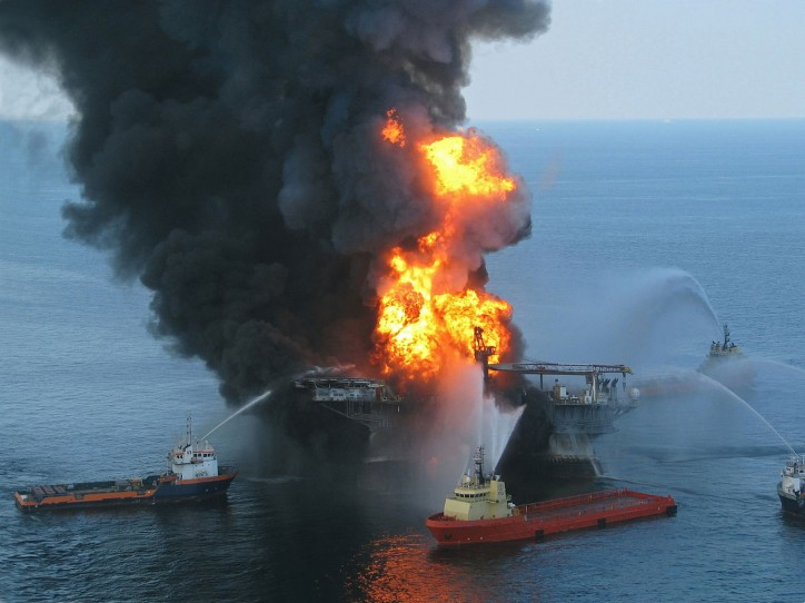 maritime accident deepwater horizon