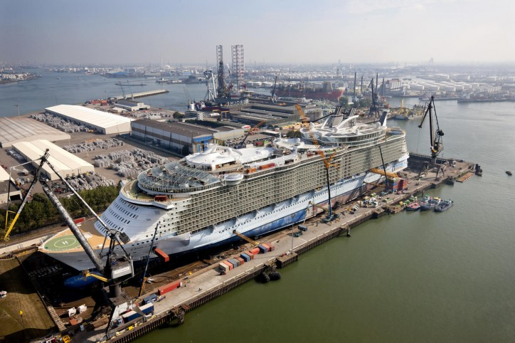Keppel enters into term sheet with Damen on the proposed sale of its Rotterdam yard