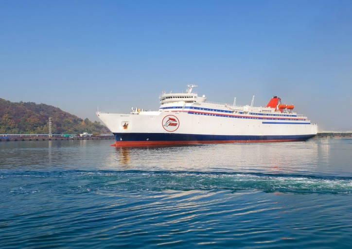 FRS to introduce new vessel to operate the Melilla - Motril route in May