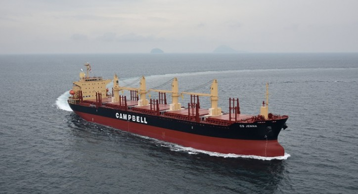 Campbell Shipping migrates to Inmarsat Fleet Xpress