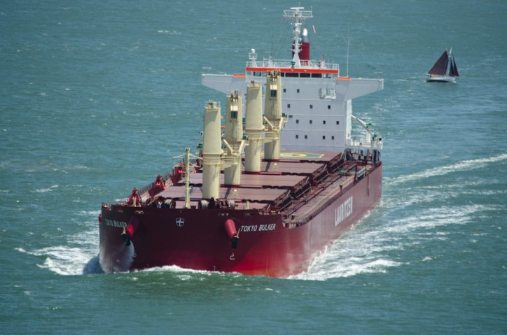 Dry Bulk 20,000-64,999 dwt fleet to grow 7% in capacity in 2016: Bancosta