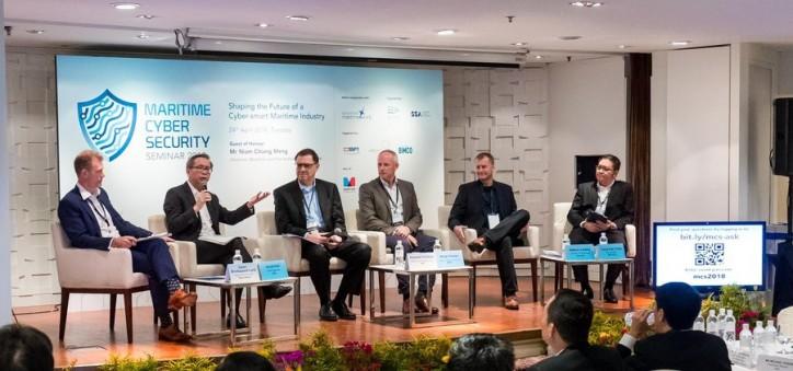 MPA Singapore: Shaping the Future of a Cyber-smart Maritime