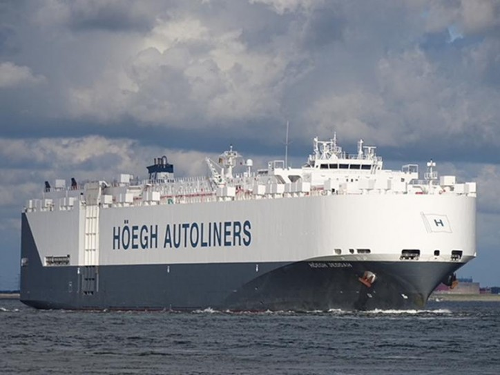 JAXPORT adds direct Höegh Ro/Ro service to New Zealand and Australia