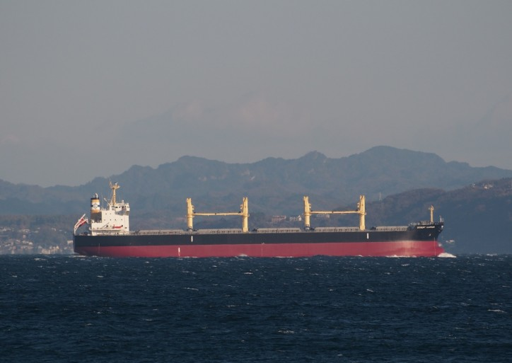 Mitsui Engineering & Shipbuilding delivers a 60,000 dwt type bulk carrier to Genoa Shipping