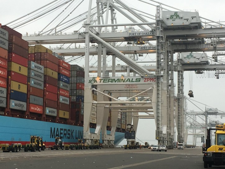 Port of Oakland adds new shipping service to Vietnam