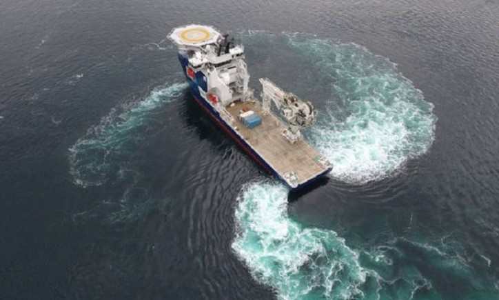 Vard delivers newbuild vessel to Topaz