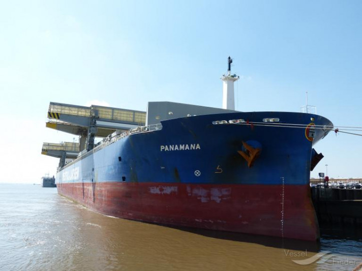 MV Panamana Upgraded with Fuel Consumption & Emissions Monitoring System