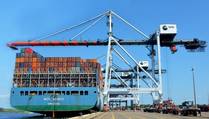 JAXPORT sets new cargo records in 2017