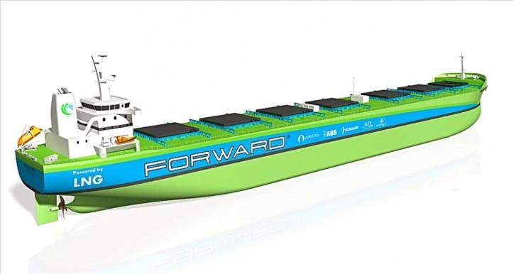 Forward Ships granted South Korean Patent
