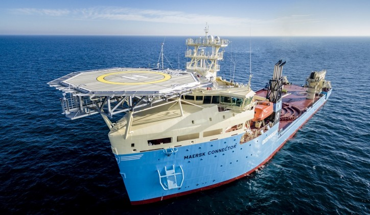 Maersk Connector wins OSJ Award