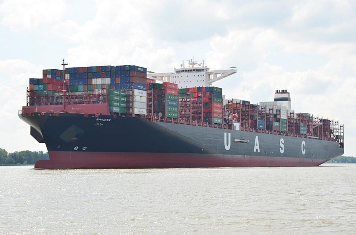 UASC adds another 3,500 reefer containers, MV Barzan