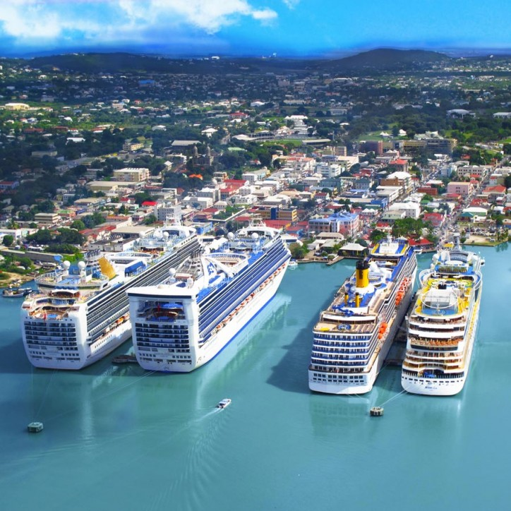 Global Ports Holding PLC signs 30-year concession agreement with the Government of Antigua and Barbuda