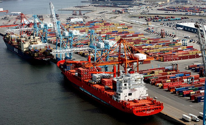 Port of Virginia Sets New Volume Record in 2016 Having Handled 2.65 Million TEUs