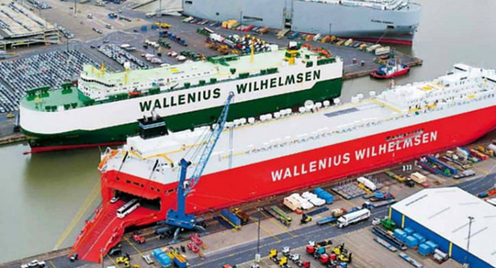 Wilhelmsen and Wallenius Merge to Form World-leading shipping and logistics platform