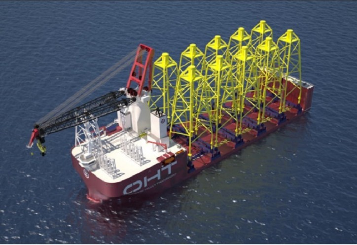 MAN Energy Solutions wins order to supply the engines for a new heavy-lift crane installation-vessel for Offshore Heavy Transport