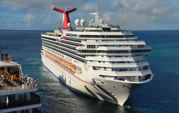 Fire Breaks Out In Engine Room On Cruise Ship Carnival Liberty - Pictures of carnival liberty cruise ship