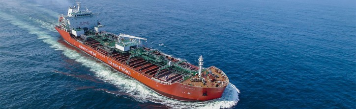 Sinochem brings DNV GL's ShipManager to 80 vessels